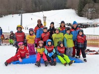 Kinder-Skikurs 4.-6.Jänner 2018 in Lackenhof